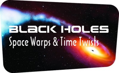 Black Holes: Space Warps and Time Twists